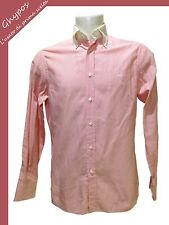 CAMICIA UOMO MADE IN ITALY - FRED PERRY - TG. S - MAN'S SHIRT #660