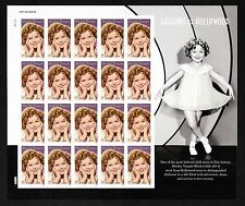 Shirley Temple - Legends of Hollywood - (forever) Issue- MNH Sheet of 20