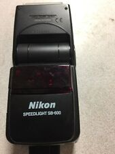 Nikon Speedlight SB-600 Shoe Mount Flash for Nikon from Japan In Great Condition