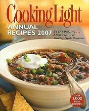 Oxmoor House - Cooking Light Annual Recipes (2006) - Used - Trade Cloth (Ha