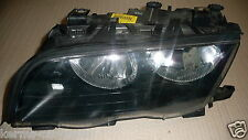 BMW E46 318 4Door 1998-  Front Passenger Side Headlight Light Cluster - Left