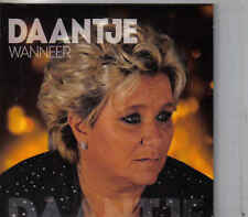 Daantje-Wanneer cd single