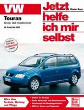 WERKSTATTHANDBUCH REPARATURANLEITUNG JETZT HELFE ICH MIR SELBST 239 VW TOURAN