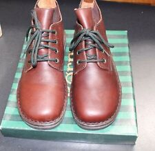 Ladies Shoes, Born, NEW, Size 8, Brown, Leather, Ankle Boots