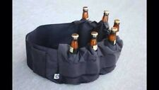 6 Pack Holster Beer Can Bottle Belt Funny Novelty Gift Item PARTY TAILGATE!!