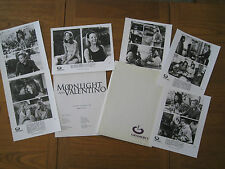 Moonlight and Valentino Movie Press Kit  Jon Bon Jovi Kathleen Turner  PK555