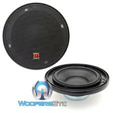 "MOREL HYBRID MW4 4"" CAR AUDIO 4 OHM 100W RMS MID WOOFERS SPEAKERS PAIR NEW"