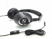 Sennheiser HD 218i On-Ear Headset With Smart Remote With Mic To Control IPhone