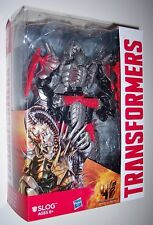 Transformers Age of Extinction Movie SLOG Dinobot Voyager Class New Sealed