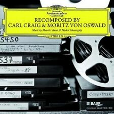 "KARAJAN ""RECOMPOSED BY CRAIG & MORITZ VON OSWALD"" CD"