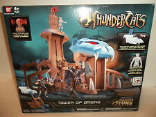 "ThunderCats Tower of Omens Playset & Tygra by Bandai New in Box ""Factory Sealed"""