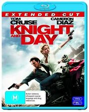 Knight And Day (Blu-ray, 2010)