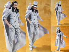 Japan Anime One Piece Figuarts Zero Rob Lucci FILM GOLD Ver. Figure Figur 16cm