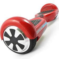 Red POWERBOARD by Hoverboard SAFE [UL] Hover Board Self Balancing Scooter USA