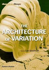 Research & Design: The Architecture of Variation, , Good Book