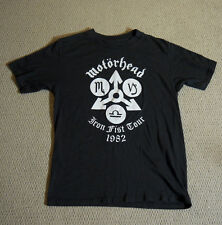 Super Rare Vintage 1980s Original Motorhead Iron Fist Tour Shirt