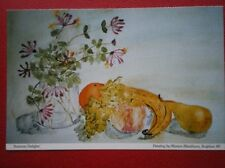 POSTCARD SUMMER DELIGHT - FRUIT WATER COLOUR