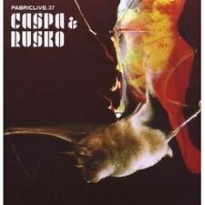 Caspa And Rusko - Fabriclive 37 (NEW CD)