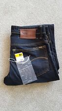 Mens G-Star Raw 3301 Low Tapered Jeans - Size 33x34