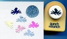 Small OCTOPUS Paper Punch by Punch Bunch Cardmaking-Scrapbooking-Quilling NEW