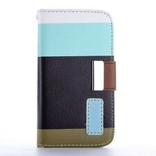 CASE COVER FLIP-BOX MAGNETIC SAMSUNG GALAXY S2 I9100 I9105 CARD HOLDER