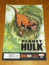 PLANET HULK #3 MARVEL COMICS