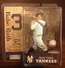 Babe Ruth McFarlane action figure New York Yankees