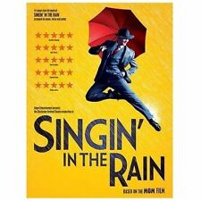 Singin' in the Rain - the Musical (2013, Paperback)