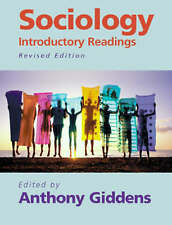 Sociology: Introductory Readings by Anthony Giddens (Paperback, 2001)