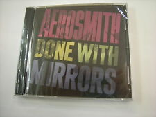 AEROSMITH - DONE WITH MIRRORS - CD NEW SEALED U.S.A. PRESS