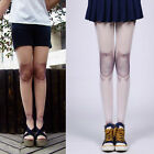Fashion Women Lolita Cosplay Joint Socks Jointed Doll Tights Pantyhose unique