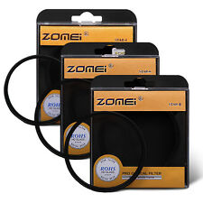 ZOMEI 52 mm Star Filter Set Cross Screen Star +4 +6 +8 for Nikon Canon Hoya Lens