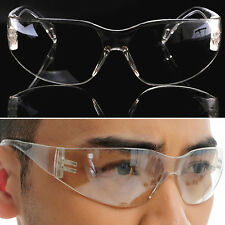 NS Vented Safety Goggles Glasses Eye Protection Protective Lab Anti Fog Clear