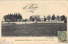 39 - cpa - Excursion au HERISSON - Clos de l'ancienne abbaye de Beaulieu