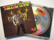"JIMI HENDRIX ""SMASH HITS"" - CD - POLYDOR RECORDS"