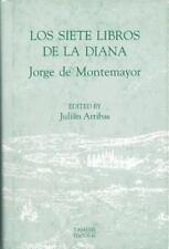 Los Siete Libros de la Diana (Textos B)