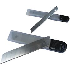 10 lames de cutter S-80 - 9 mm - OUTIBAT