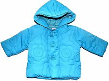 Evil Baby Girls Winter Jacket size 12-18 months new
