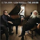 The Union (Deluxe Edition), Leon Russell, Elton John, Good Condition Deluxe Edit