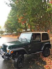 Jeep : Wrangler SPORT 4X4!
