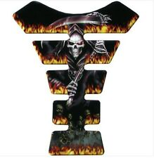 Grim Reaper FIRE Flames Original Resin Tank Pad