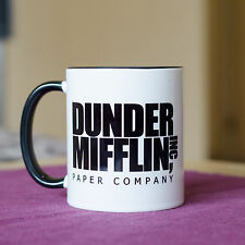 The office Dunder Mifflin Paper Company cup tea coffee Funny Joke