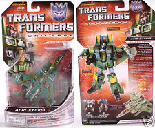TRANSFORMERS G1 ACID STORM UNIVERSE GENERATION 1 SERIES 1984-2009 25 YEARS
