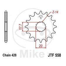 JT Sprockets Ritzel 13 Zähne Teilung 428 Alt. Yamaha DT 125 R RE 4BL DE061