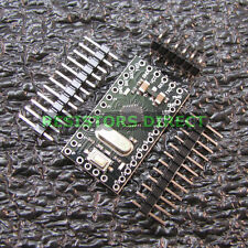 Arduino Pro Mini ATMEGA328P 5V 16MHz & Header Pins US SELLER FAST SHIP X09