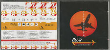 """BLUR """"LIVE at the Budokan"""" - 2 CD Japan Only 1995"""