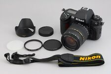 【N MINT】 Nikon F100 35mm SLR Film Camera + Tamron AF 28-300mm from Japan #1554