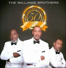 The Williams Brothers - Celebrating 50 Years CD NEW