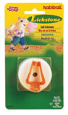 Living World Salt & Mineral Lickstone Hamster Mice Small Animals 1.8 oz