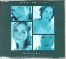 THE CORRS - WHAT CAN I DO [REMIX] - 3 TRACK CD